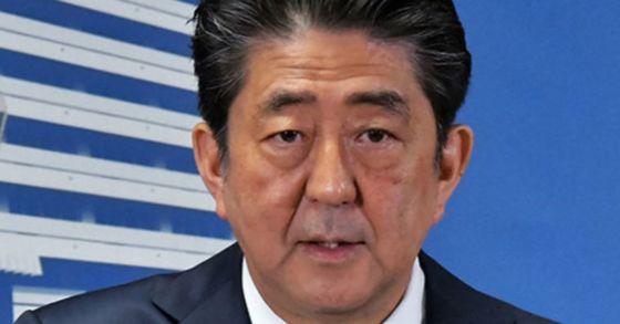 아베 신조 일본 총리. [사진 연합뉴스]