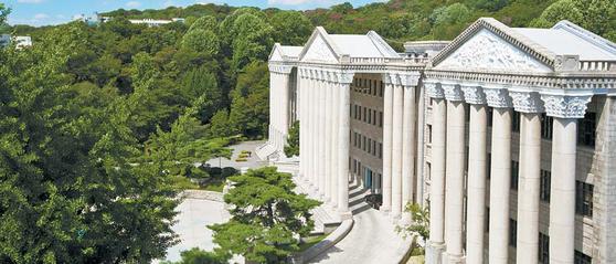 경희대는 2018 정시모집에서 수능 100%와 실기로 서울캠퍼스는 가군, 국제캠퍼스는 나군에서 신입생을 선발한다. [사진 경희대]