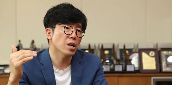 박성훈 카카오 최고전략책임자. [중앙포토]