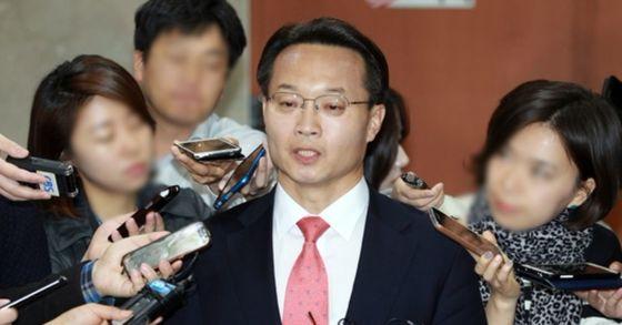 조해진 전 의원. [사진 연합뉴스]