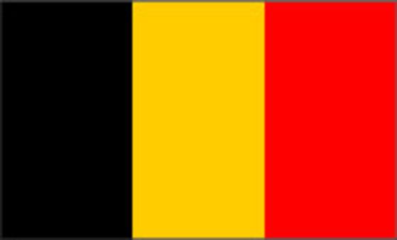 벨기에 국기.