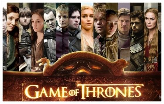 시즌 8로 종영을 앞두고 있는 미국 드라마 '왕좌의 게임' [사진 HBO]