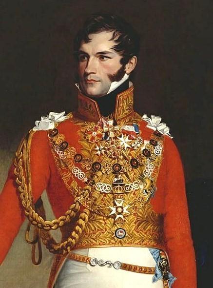벨기에의 초대 국왕 레오폴드 1세. 독일 작센코부르크고타 가문 출신인 그는 신생독립국 벨기에의 제안을 받고 왕에 즉위했다. [위키피디아]
