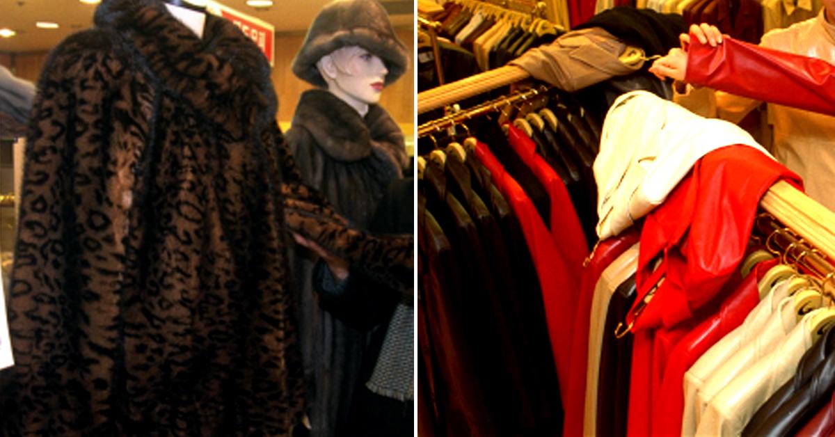 백화점에서 200만원 상당의 코트를 자신의 옷과 바꿔 입고 간 50대가 자신의 의류 태그에 적혀 있었던 주소로 덜미가 잡혔다. [중앙포토]