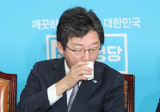 유승민 바른정당 대표. 강정현 기자