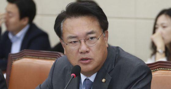 정진석 자유한국당 의원. 임현동 기자