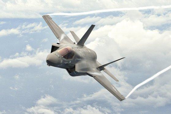 F-35B 라이트닝 II. [중앙포토]