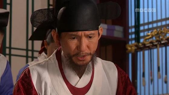 2012년 MBC 사극 '마의'에 출연했던 신국. [사진 MBC]