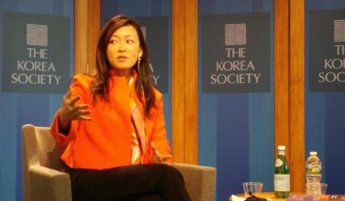 수미 테리 CSIS 한국담당 선임연구원. [연합뉴스]