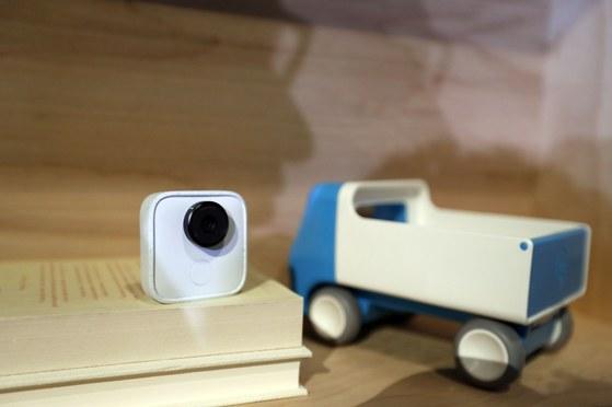 구글 AI 카메라 '클립스'. [EPA=연합뉴스]