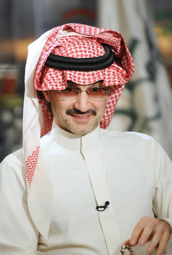 '아랍의 워런 버핏'으로 불리우는 사우디 왕자 '알왈리드 빈탈랄' l