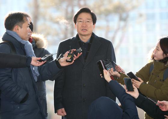 김영석 해양수산부 전 장관. [뉴스1]