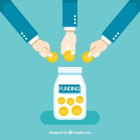 크라우드펀딩이란 온라인 플랫폼 등을 통해 불특정 다수로부터 자금을 모으는 방식이다. [사진 Freepik.com]