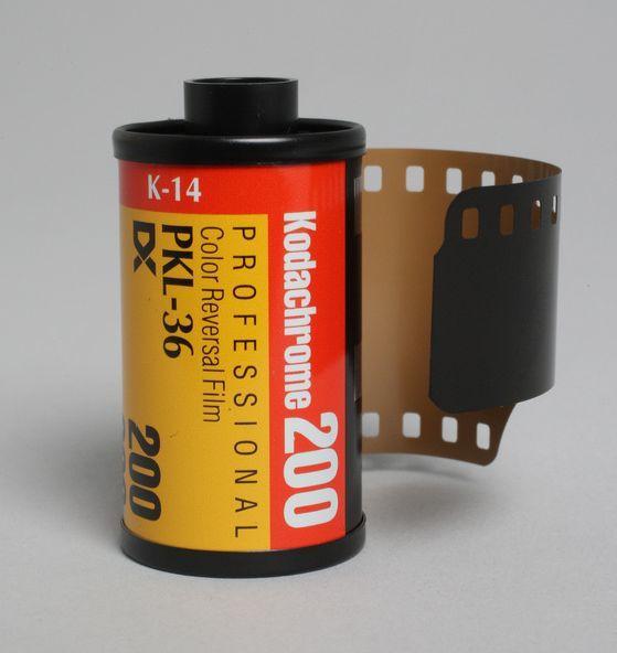 단종된 코닥의 코다크롬 35mm 컬러 필름[중앙포토]
