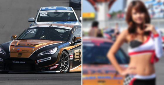 세계 최대 자동차경주대회인 포뮬러1(이하 F1)이 올해부터 '그리드 걸(Grid Girl)'을 폐지한다. [중앙포토]