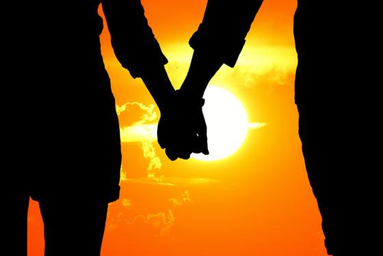 사랑은 논리와 추론 너머 직관의 영역에 있다. [픽사베이]