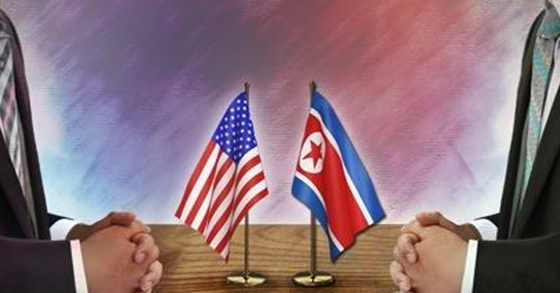 북한은 8일 남조선 방문 기간 미국 측과 만날 의향이 없다고 밝혔다. [연합뉴스]