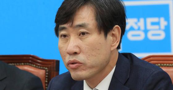 하태경 바른정당 최고위원. [사진 연합뉴스]