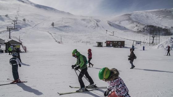 바쿠리아니 스키장.