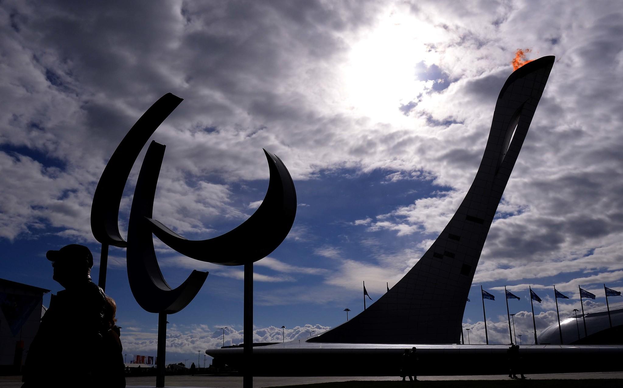 따뜻한 동계올림픽 기록을 세운 2014년 러시아 소치. 올림픽파크 한가운데 우뚝 선 성화. [사진=공동취재단, 스포츠경향 이석우기자]