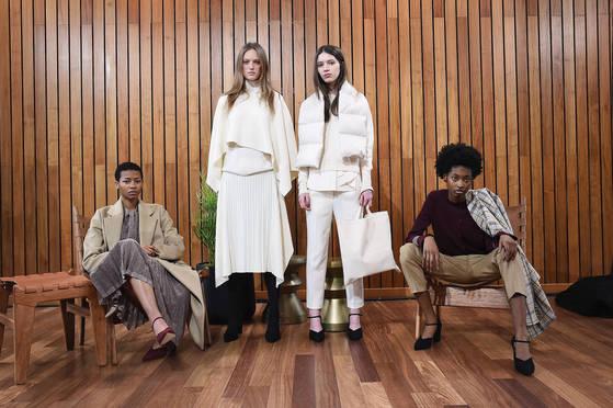 뉴욕 패션가엔 벌써 가을·겨울 시즌