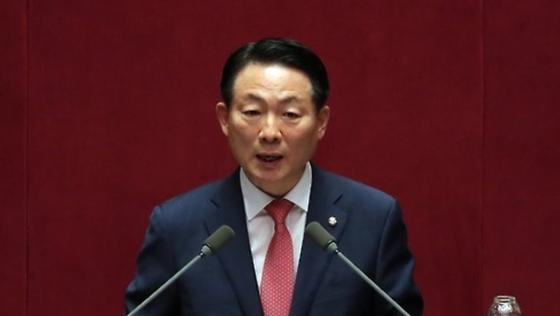 박찬우 자유한국당 의원 [연합뉴스]