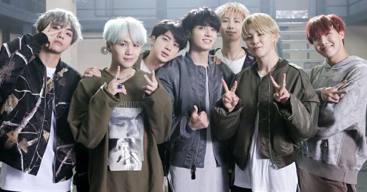 ⓒ Big Hit Entertainment