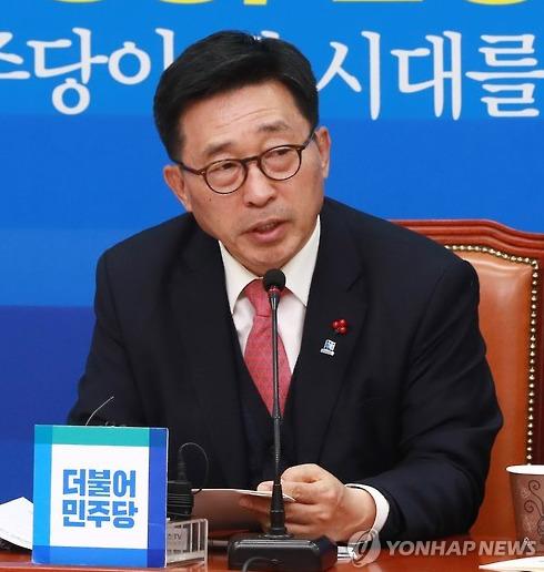 더불어민주당 김춘진 전 의원. [연합뉴스]