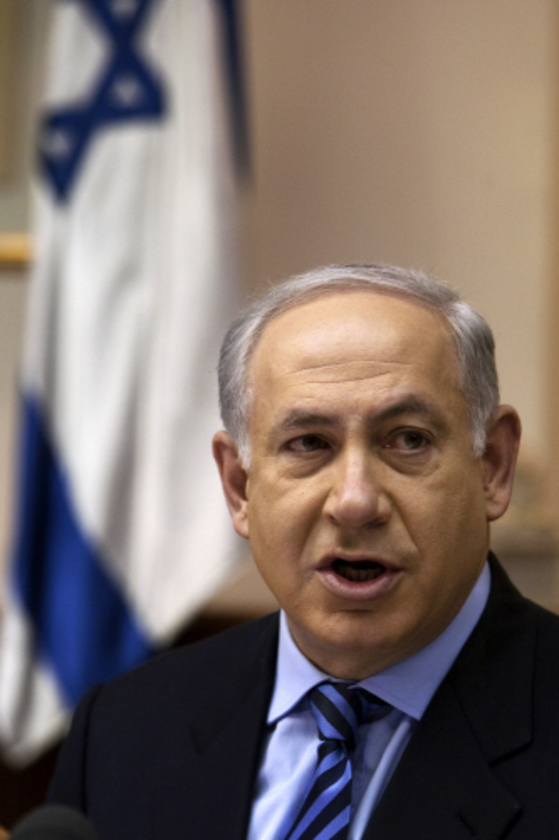 베냐민 네타나후 이스라엘 총리.