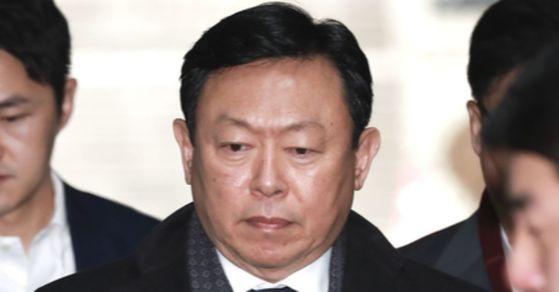 신동빈 롯데그룹 회장. [사진 연합뉴스]