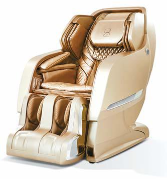 바디프랜드 안마의자는 고객의 몸상태에 따른 맞춤형 마사지를 지원한다.