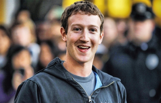 마크 저커버그 페이스북 CEO.[중앙포토]