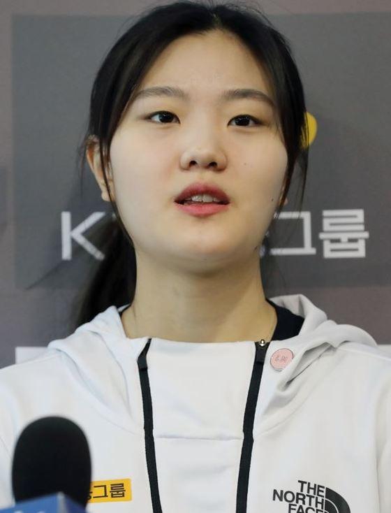 Lee Yu-bin. Photo from News1