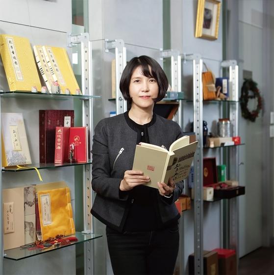 김유림 대표는 20대에 일찌감치 마이스 산업에 뛰어들었다. 해외 비즈니스를 하는 중소기업들의 조력가 역할을 하고 있다.