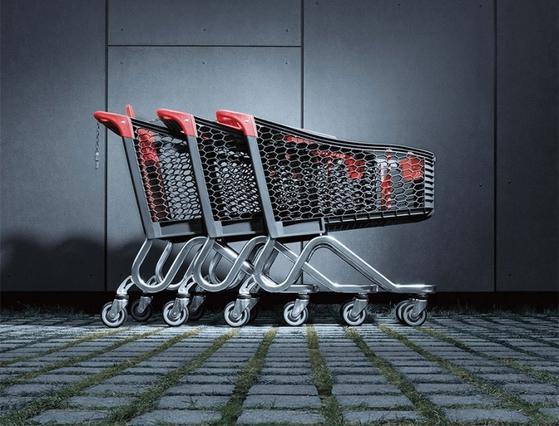 반츨은 연간 250만대의 쇼핑카트를 만드는 세계 최대 쇼핑카트 제조업체다. 최근 쇼핑카트가 반츨의 매출에서 차지하는 비중은 40% 정도다. / 사진:반츨 제공
