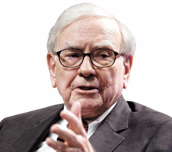 워런 버핏(86) 버크셔해서웨이의 최고경영자(CEO).