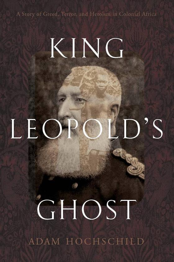 1998년 출간된 『레오폴드 왕의 유령』표지.