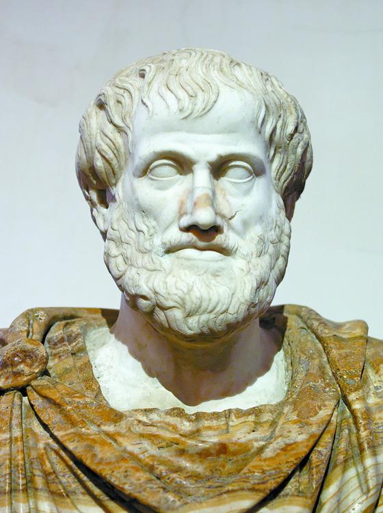 만학의 아버지로 불리는 그리스 철학자 아리스토텔레스. [중앙포토]