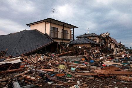 2011년 3월 11일 발생한 동일본대지진으로 2만여명이 숨지거나 실종됐다.