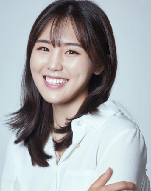 활짝 웃은 '스마일' 김아랑.