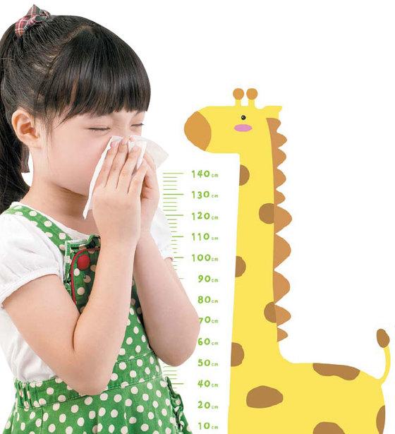 코가 막혀 입으로 숨을 쉬는 버릇이 생기면 수면의 질이 나빠지고 소아·청소년의 키 성장을 방해한다.