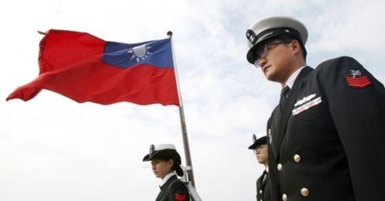 대만군, 중국 침략 대비 군사 훈련. [사진 연합뉴스]