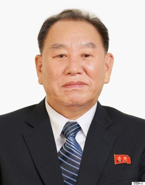 김영철 북한 노동당 부위원장 겸 통일전선부장. [사진 연합뉴스]
