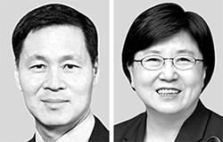 김종훈(左), 김선욱(右)
