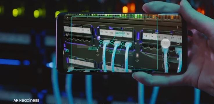 삼성전자 갤럭시S9 사전 유출 영상
