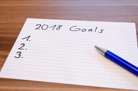 구체적인 목표와 계획을 세우고 기록한 그룹이 10년 후 그렇지 않은 그룹보다 높은 수익을 얻고 있다. [사진 pixabay]
