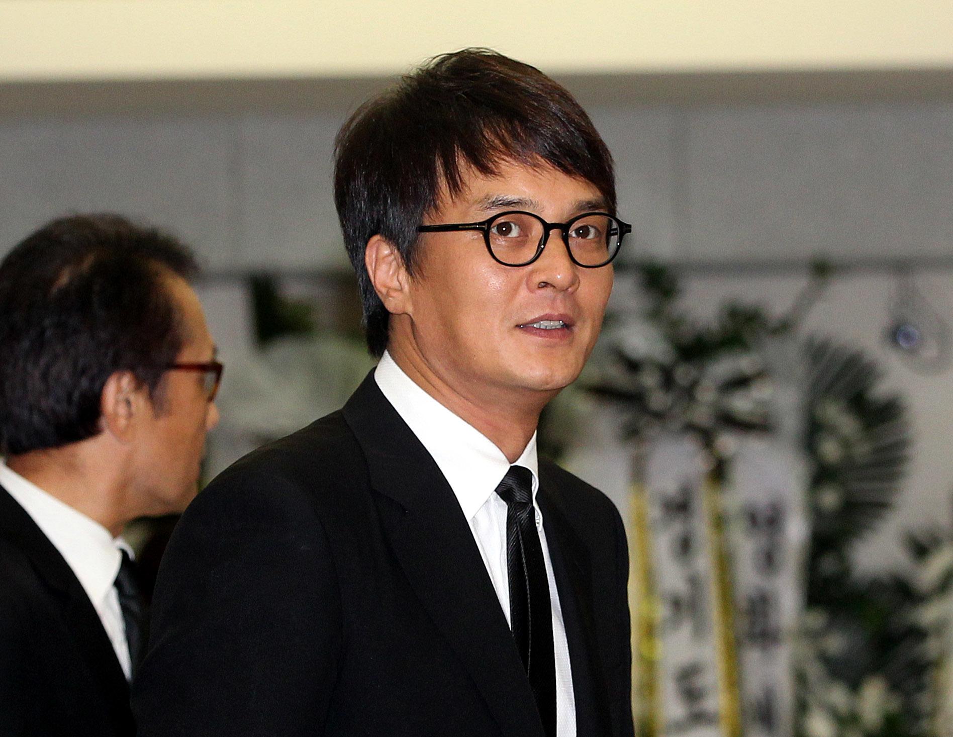 배우 조민기. [중앙포토]