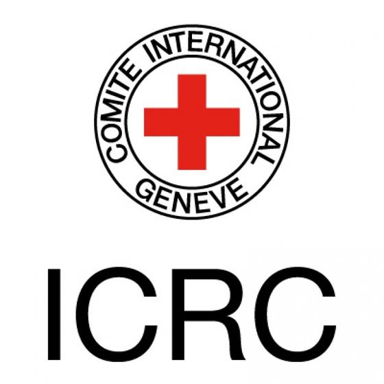 국제적십자사(ICRC) 로고. [사진 ICRC 홈페이지]