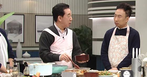 [사진 tvN 방송화면]