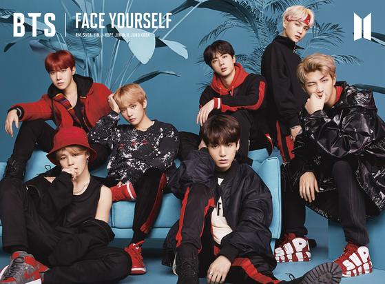 FACE YOURSELF Photo from Universal Music Japan